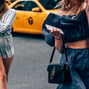 New York Fashion Week by Tommy Ton
