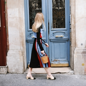 Paris Fashion Week / PINKO knitwear