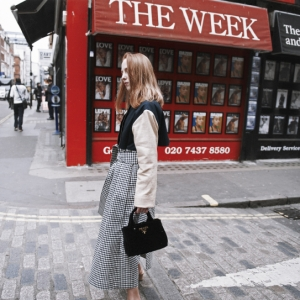 The statement coat / London Fashion Week